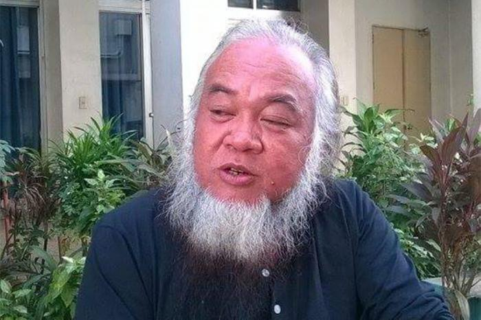 Fr. Suganob, known as'Chito' by his friends, remains hostage.