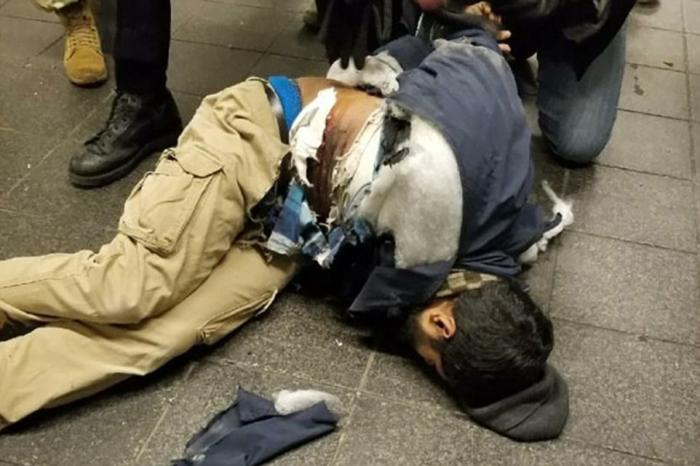 The terrorist has been identified as Akayed Ullah, 27, a Muslim immigrant from Bangladesh.