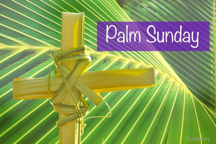 Living Lent: Palm Sunday