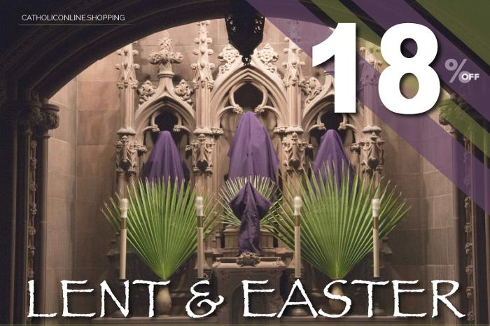Lent & Easter Sale 18% OFF