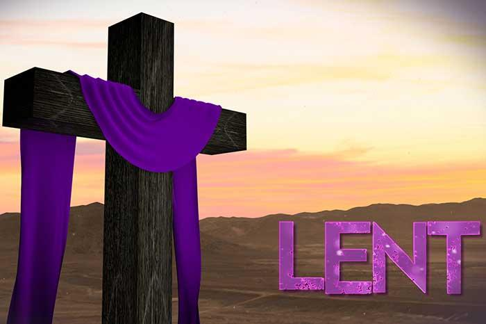 Lent with Cross