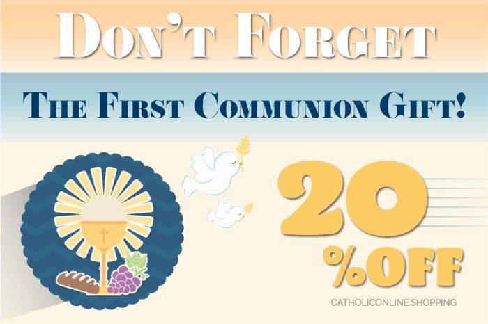 20% off - Baptism Sale