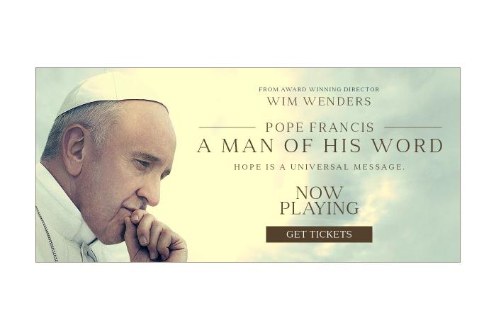 Essence Global - Pope Francis - Homepage Carousel - 5/18-5/20