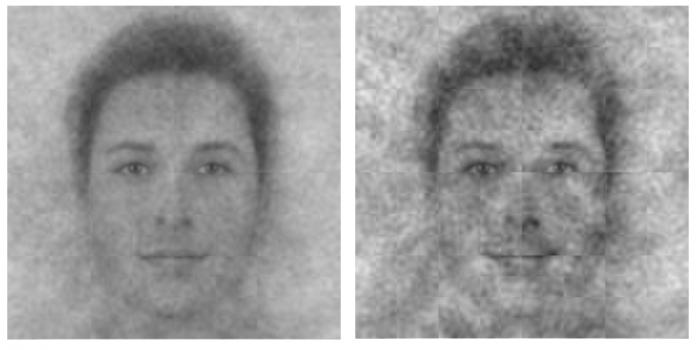 The result: liberal participants preferred the face on the left and conservatives the one on the right. According to the Catechism, both are wrong.