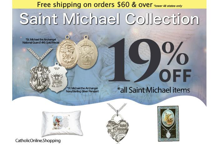 St. Michael 19% Off