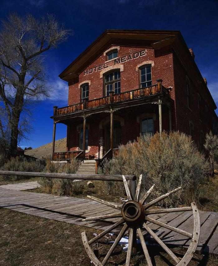 Montana Ghost Town Reveals Rowdy History For Visitors