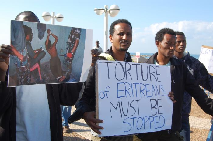 Torture of Eritreans Must be Stopped