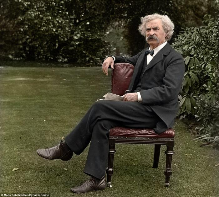 Samuel Clemens, a.k.a. Mark Twain served in the Confederate army for two weeks before deserting. He