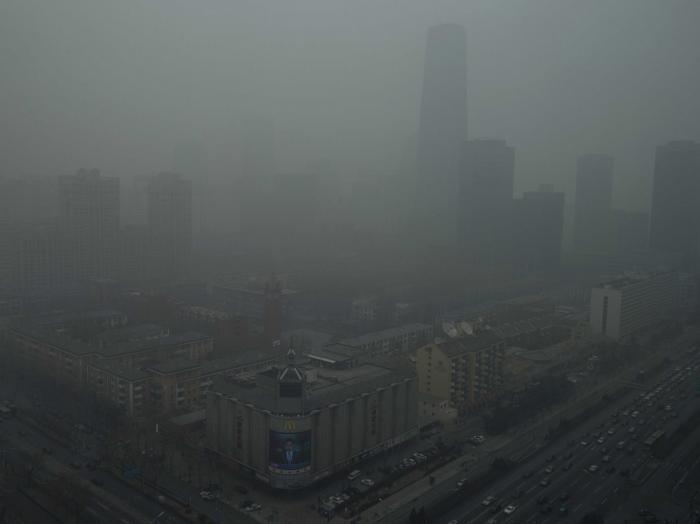 Smog in China is so terrible it impairs daily activity. Still, the government does virtually nothing