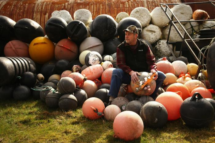 Japanese fishing buoys are already coming ashore regularly in the Pacific Northwest.