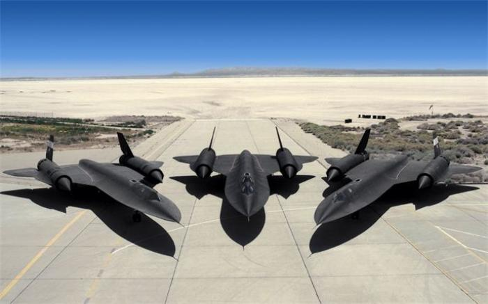 The SR 71 still looks futuristic, yet today is has been retired for two decades. It makes you wonder