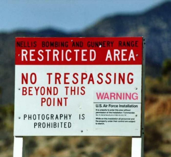 Area 51 remains off limits to this day. Most of its work is now done underground and with computers.