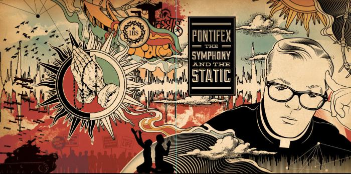 Album artwork for The Symphony and the Static.