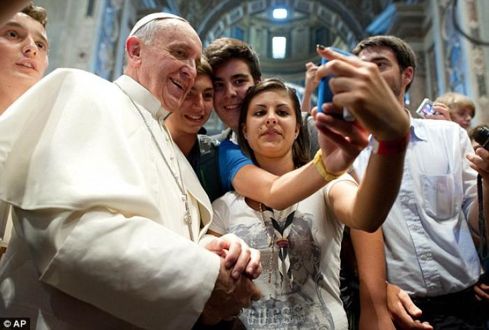As archbishop of Buenos Aires Pope Francis was known to often go out at night, to find people, talk