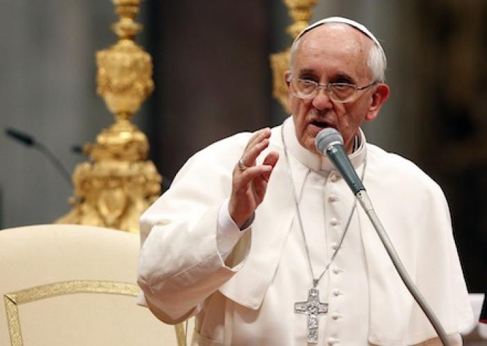 Pope Francis wants all Catholics to do their part to serve the poor and end world hunger.