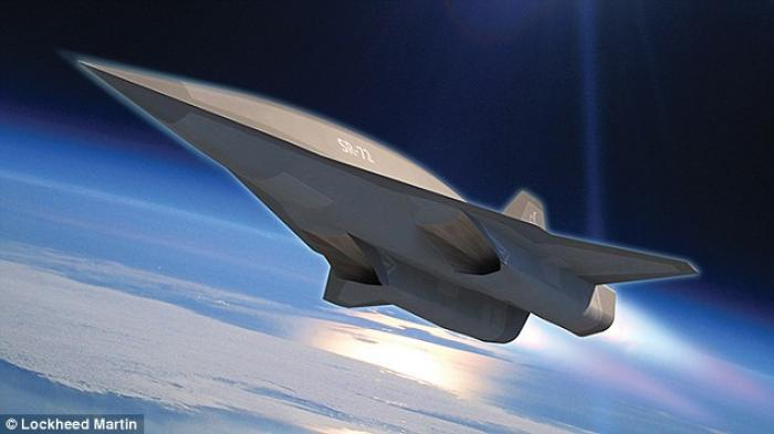 The SR-72, is in development, but won