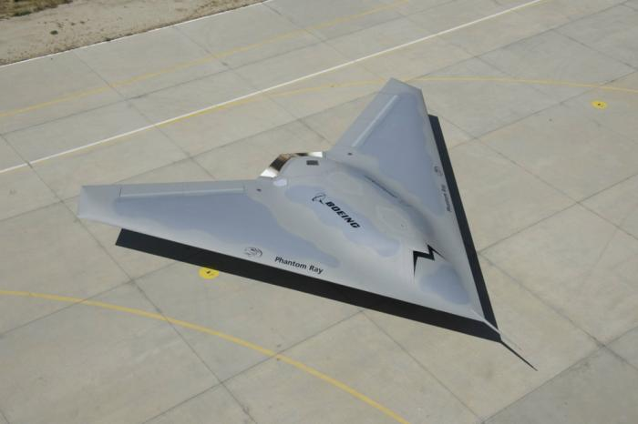 The Phantom Ray has the right shape and matches what was captured on March 10.
