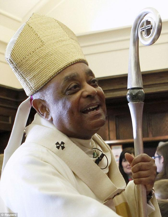 Roman Catholic Archbishop of Atlanta Wilton Gregory has apologized for building a $2.2 million mansi
