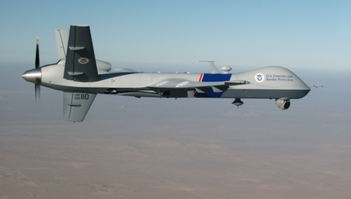 Even drones are available to the overreaching federal government.
