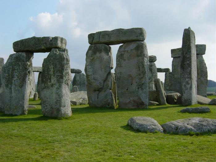 Stonehenge is the center of the most dense complex of Neolithic and Bronze Age monuments in England,