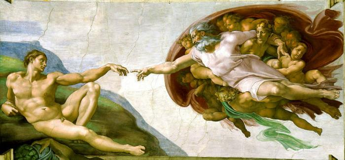 The Sistine Chapel is home to some of the greatest Christian art ever produced.