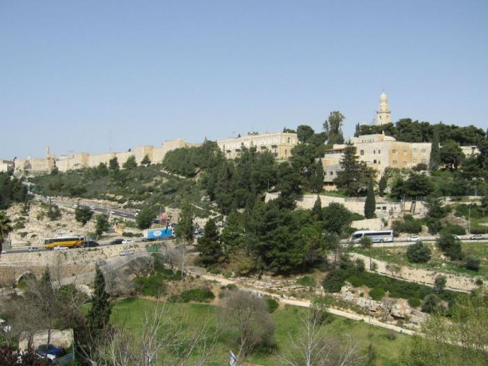 Mount Zion houses numerous sites that are holy to both Christianity and Judaism.
