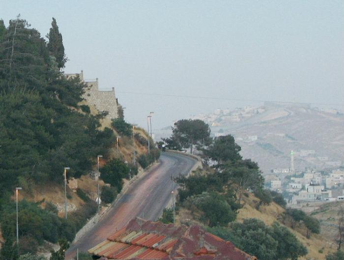 Mount Zion houses numerous sites that are holy to both Christianity and Judaism, including the Pope