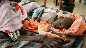 In some areas, the famine is already severe. Nearly 4 million people are at risk of starvation over