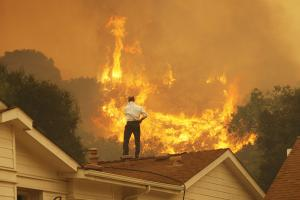 It could take months to find the causes of the blazes concentrated in the northern San Diego and its