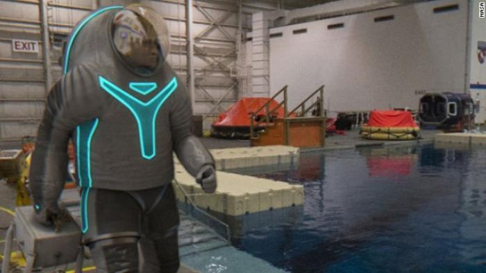 """Fish out of water!"" Just because you are wearing the ""Technology"" spacesuit doesn"