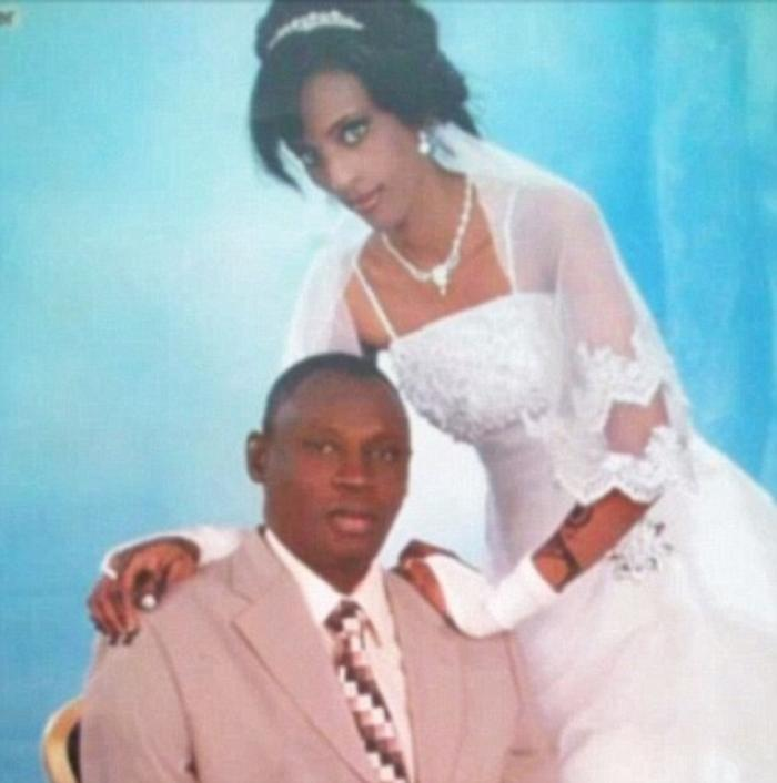 Meriam Yahya Ibrahim, 27, was charged with adultery for marrying Christian Daniel Wani, a Sudanese m