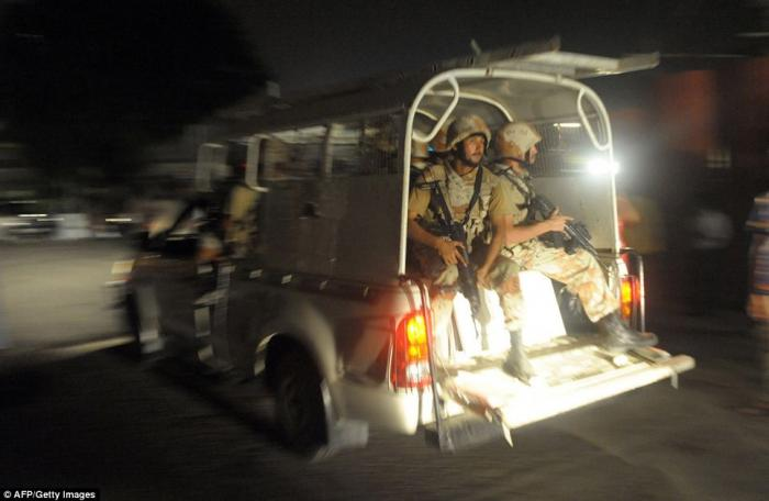 An attack at a Pakistani airport resulted in the death of 28 people. Including 10 Taliban gunmen.