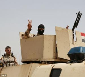 Thousands of Iraqis have volunteered to fight the insurgents that threaten the stability of their co