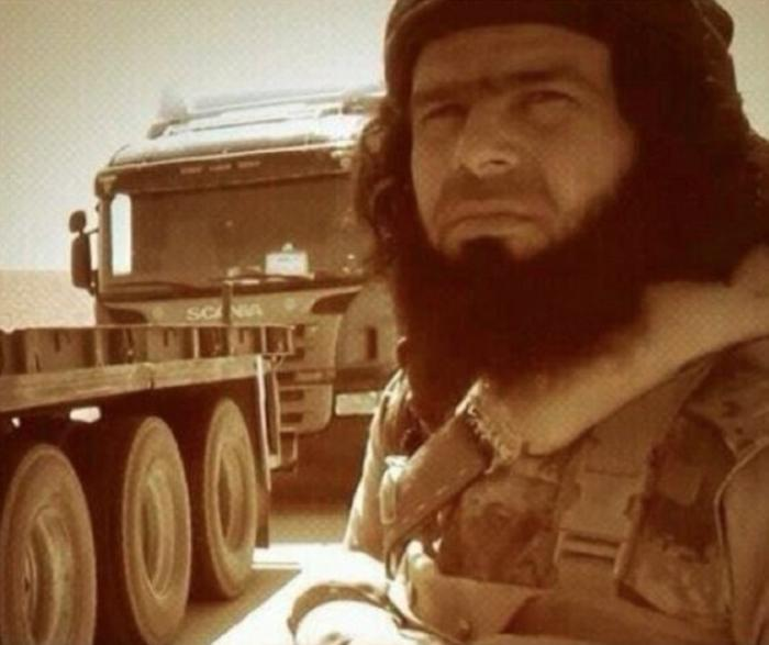 The ISIS chief executioner, who was born in 1971 in Baghdad, is touted as a battlefield commander an