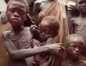 Kids are the first to suffer as parents cut them off from food and clothing. Food and clothes are fo