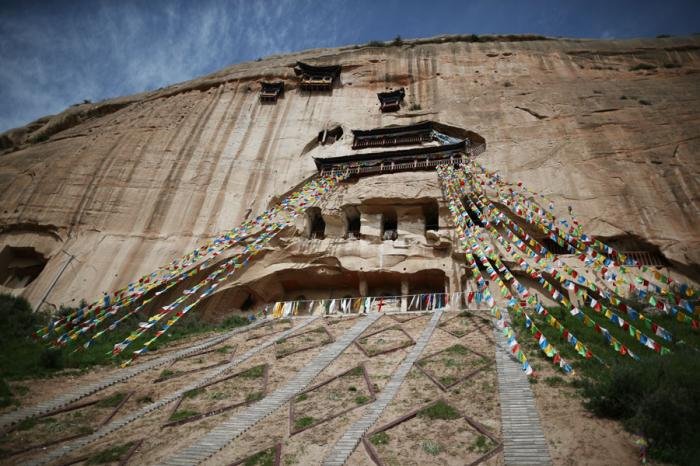 The Silk Road has finally become a World Heritage Site, 22 of the 33 sites are located in China.