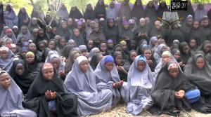 These girls were abducted for the sole reason that their captors believe that girls have no right to
