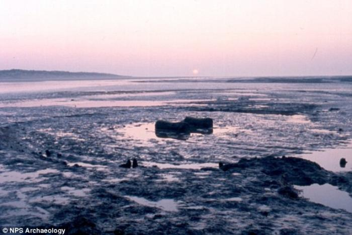A series of timbers found in Norfolk, England, have been dubbed