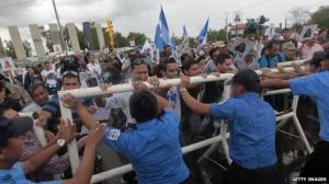 Polls suggest a majority of Nicaraguans back the project but some fear it will not benefit its peopl