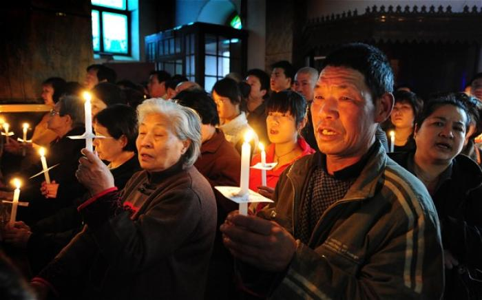 "The Chinese government is now constructing a ""Chinese Christian theology"" suitable for the nation, a"