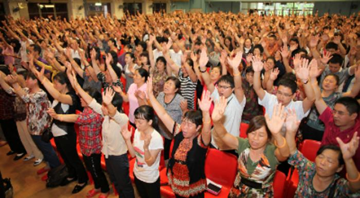 The new rules for Chinese faithful are stringent. It requires believers to worship in places approve