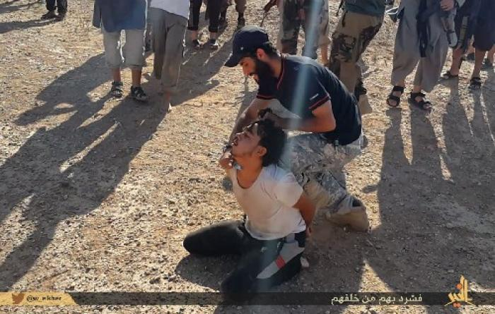 For Isis women beheading