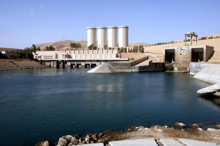 The Islamic State has captured a dam outside Mosul. Should they opt to destroy the dam, it could flo