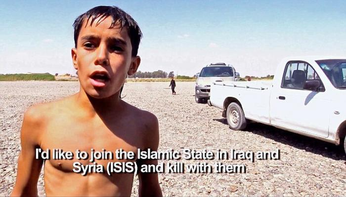 The Islamic State has no shortage of men for fighting. They are now adding children to their ranks a