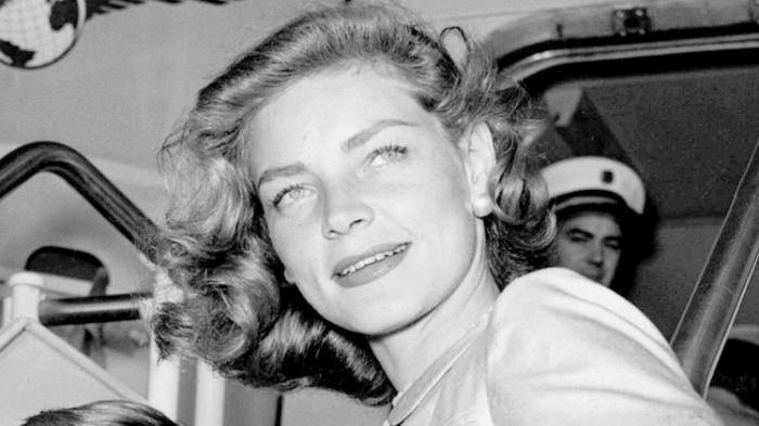 Outspoken and unafraid to crack wise, Lauren Bacall has died of a massive stroke at the age of 89.