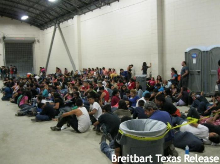 As some states have received thousands of unaccompanied minors, this could create a significant stra