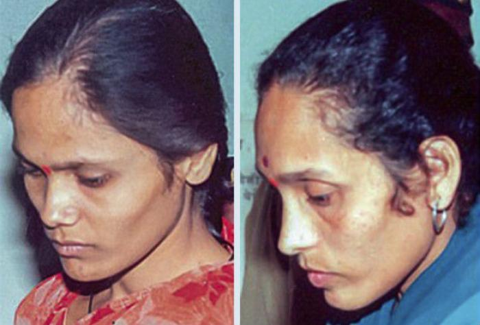 Indian sisters Renuka Kiran Shinde and Seema Mohan Gavit have been sentenced to death via hanging fo