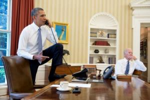 Even after the brutal execution of U.S. journalist James Foley, President Obama is seen as unlikely