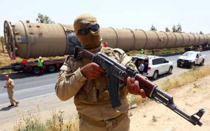U.S. military officials have also begun to suggest that wider intervention in Iraq and perhaps even