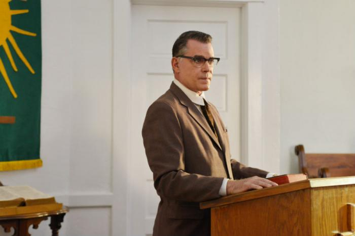 Reverend Reece Wade (Ray Liotta) wants nothing more than to see his son have a great life following
